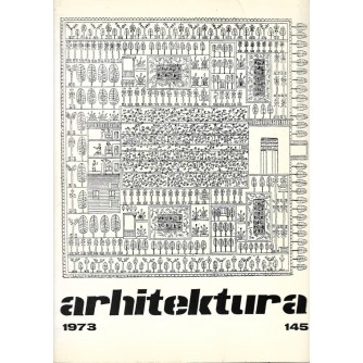 Arhitektura časopis 145/1973